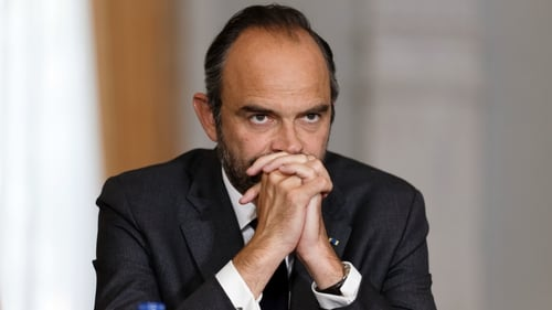 French Prime Minister Edouard Philippe said measures would include facilitating the stay of British citizens currently living in France