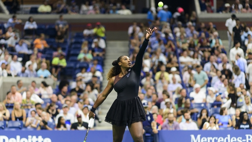 Serena Williams Responds To Her Catsuit Controversy By Playing In A Tutu