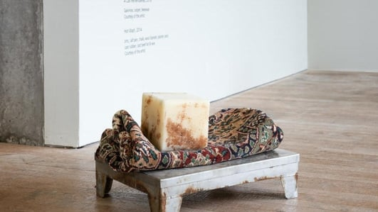 """""""Please Touch: Tactile Encounters"""" at the Glucksman, Cork"""