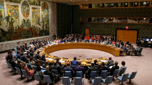 Can Ireland provide leadership on the UN Security Council to reboot Iran's JCPOA nuclear accord?