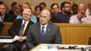 Roy Oliver was on trial at the Frank Crowley Courts Building in Dallas