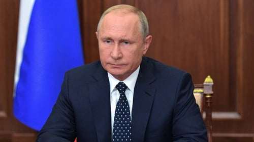 Vladimir Putin faced strong opposition to his original plans