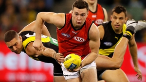 Conor McKenna played 18 times for Essendon this season