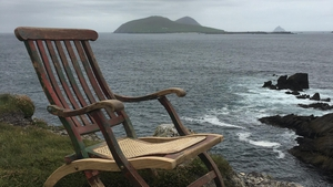 The deck chair was recovered by the islanders shortly after the vessel sank