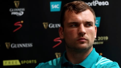 Tadhg Beirne will have to hit the ground running at Munster to maintain his upward trajectory.