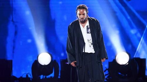 Kendrick Lamar tops the Friday night bill at this year's EP