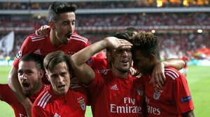 Benfica are through to the group stages