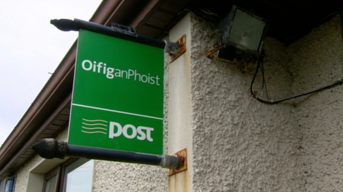 Denis Naughten was widely criticised for a failure to support village post offices