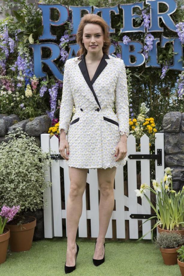 Daisy Ridley (Rick Findler PA)