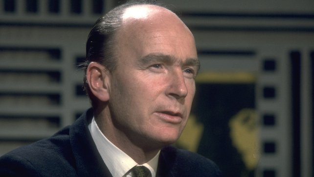 President Patrick Hillery
