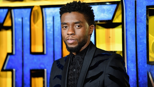 Black Panther star Chadwick Boseman says they're aiming for Best Picture nomination at Oscars