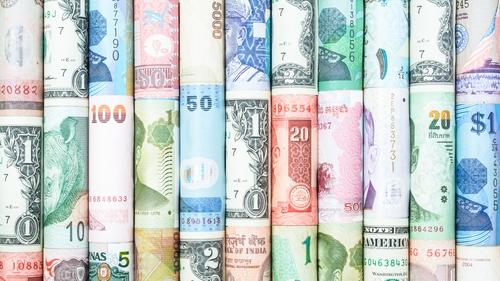 Money, money, money. Photo: iStock