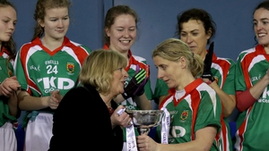 Cora Staunton led Carnacon to a sixth All-Ireland title last year