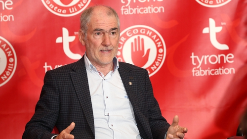 Harte received an all-clear in late 2017 after a two-year brush with cancer