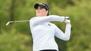 Olivia Mehaffey posted the best round of the day as Ireland climbed to 4th in the standings in Carton House