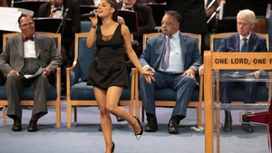 """Aretha was said to have been """"fond"""" of Ariana"""
