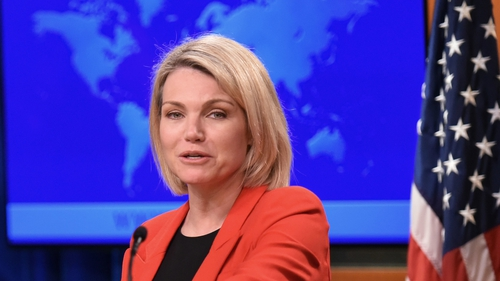 Heather Nauert's nomination to the UN post would need Senate approval