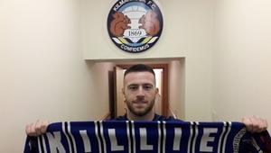 Jack Byrne has left the English Football League