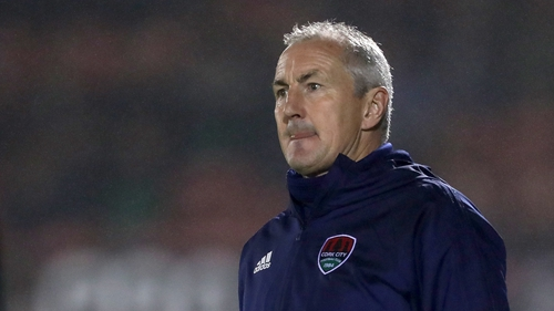John Caulfield's side face Longford Town in the FAI Cup next Friday, live on RTÉ Sport