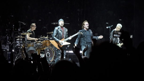 Bono says he doesn't know if U2 will tour again