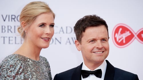 "Declan Donnelly and Ali Astall - ""Mother and daughter both doing well, Dad is head over heels!"""
