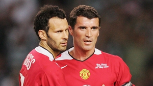 Two Manchester United will now oppose each other on the sideline