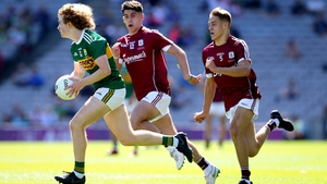 Paul Walsh was outstanding for Kerry