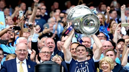 Stephen Cluxton lifts sixth Sam Maguire