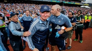Jim Gavin is sticking with the Dubs