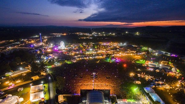 Electric Picnic in 2016