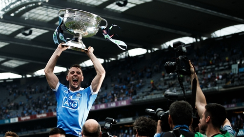 Fans will able to celebrate Dublin's achievement in the Smithfield Plaza.