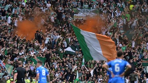 Celtic Park is set to rock tonight