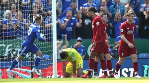 Alisson's blunder let Leicester back into the game
