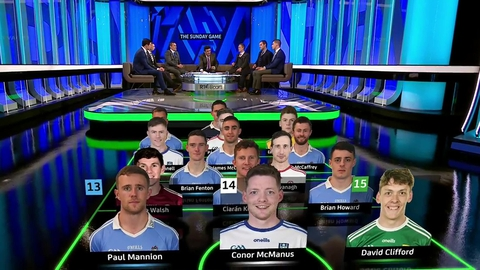 Team of the Year   The Sunday Game
