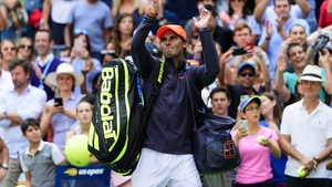 Rafael Nadal was relieved to come through Nikoloz   Basilashvili test