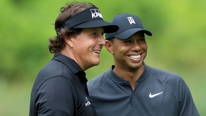 Mickelson and Woods will team up in Paris
