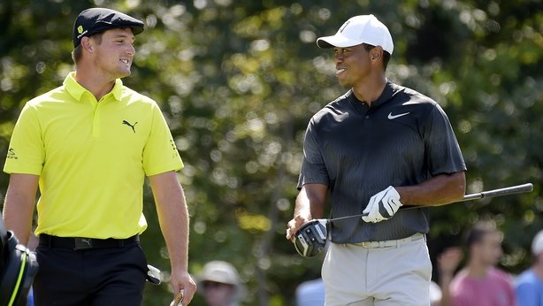 Woods, Mickelson in US Ryder Cup team