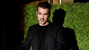 "Colin Farrell ""delighted"" to become patron of Irish Film Festival London"