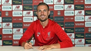 Jordan Henderson has signed a new long-term deal with Liverpool