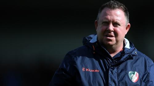 Matt O'Connor has left Leicester
