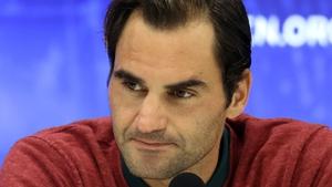 Roger Federer made 76 unforced errors