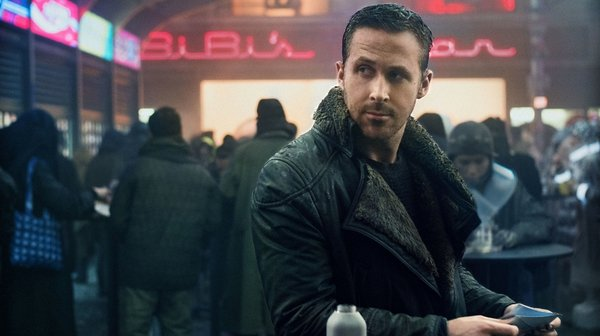 K fuels up in Blade Runner 2049. Photo: Alcon Entertainment