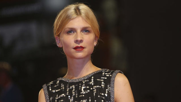 Clemence Poesy at the premiere of The Favourite (Joel C Ryan/Invision/AP/PA)