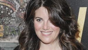 Monica Lewinsky had delivered an address on the dangers of social media