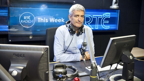 RTÉ Prime Time presenter David McCullagh is to join the new This Week team beginning this Sunday, 9th September 2018, on RTÉ Radio 1.