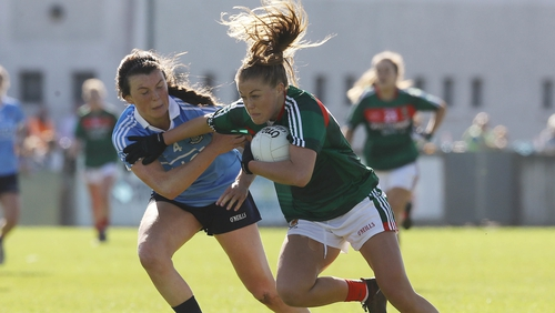 Dublin played Mayo last year at Parnell Park - this year it will be in Croke Park