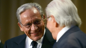 Bob Woodward claims to have spoken to top aides at the White House