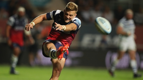 Ian Madigan who won the last of his 30 Irish caps two years ago in South Africa