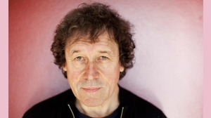 Actor Stephen Rea (pictured) and poet Jessica Traynor edited the anthology.
