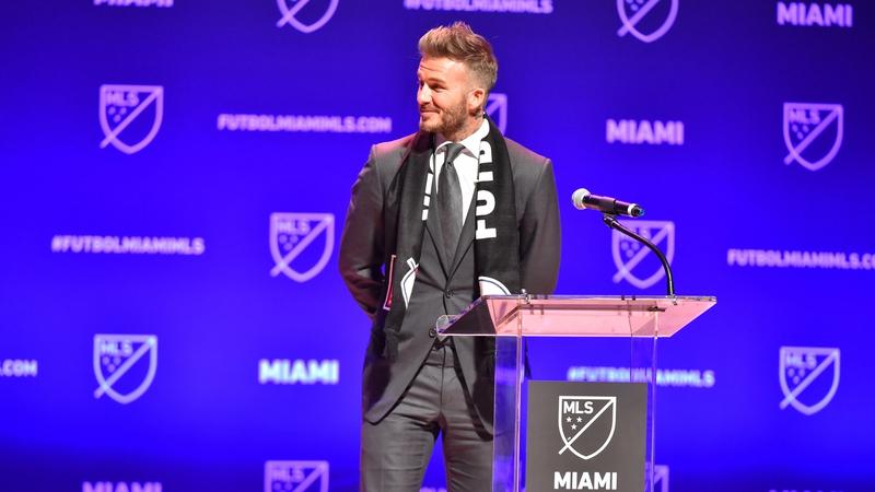 Inter Miami CF, Klub Bikinan David Beckham Yang Akan Berlaga di MLS Pada 2020 Mendatang